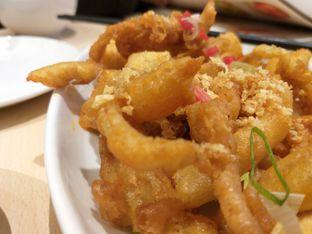 Foto 2 - Makanan(Jamur dan Tahu Goreng Lada Garam) di Imperial Kitchen & Dimsum oleh Innas Hasna