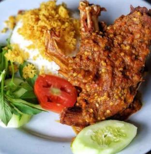 Foto - Makanan di Bebek Bentu oleh Aries Xfuers