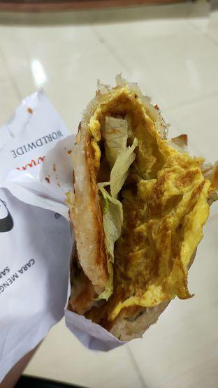 Foto review Liang Sandwich Bar oleh @egabrielapriska  2
