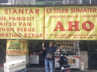 Foto Eksterior di Es Teler Sumatera Aho