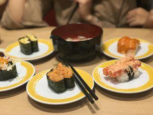 Foto 1 - Makanan di Genki Sushi oleh irinazrina