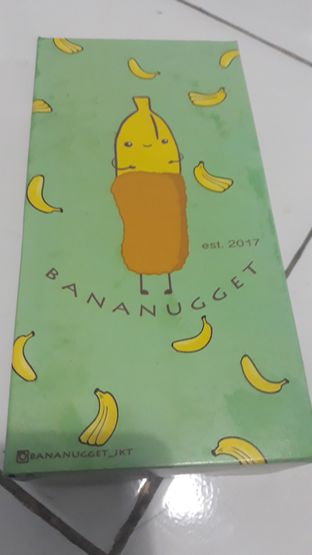 Foto 1 - Makanan di Bananugget oleh Sandya Anggraswari