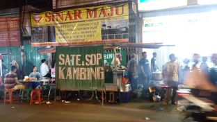 Foto review Sate Kambing Pak Surya oleh Edward Kurnia 3