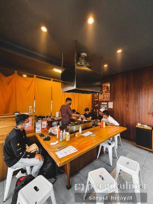 Foto review Quack Burgeria oleh Saepul Hidayat 3