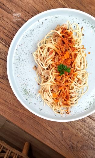 Foto 3 - Makanan(Spaghetti Aglio Olio E Peperoncino  ) di Canabeans oleh Avien Aryanti