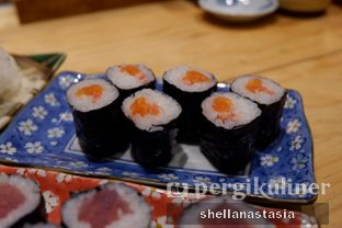 Foto 4 - Makanan(Salmon Maki) di Nama Sushi by Sushi Masa oleh Shella Anastasia