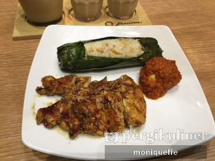 Foto 5 - Makanan(Nasi Bakar) di Pancious oleh Monique @mooniquelie @foodinsnap