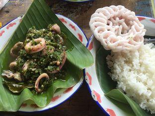 Foto 3 - Makanan(Nasi Cumi Cabe Ijo) di Warung Kopi Imah Babaturan oleh Marlina Dwi Heryani