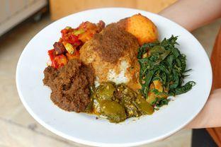 Foto 2 - Makanan di Namy House Vegetarian oleh perutkarets