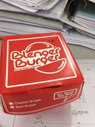 Foto 3 - Makanan di Blenger Burger oleh Yohanacandra (@kulinerkapandiet)