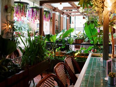 The Garden Pantai Indah Kapuk Lengkap Menu Terbaru Jam Buka No Telepon Alamat Dengan Peta