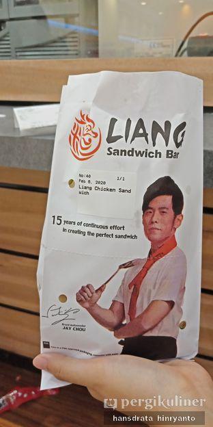 Foto 1 - Makanan di Liang Sandwich Bar oleh Hansdrata Hinryanto