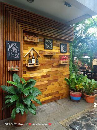 Foto 6 - Eksterior di Taman Santap Rumah Kayu oleh Ardelia I. Gunawan