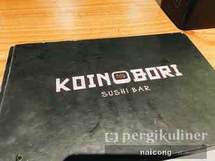 Foto review Koinobori Sushi Bar oleh Icong  7