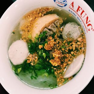 Foto 4 - Makanan di A Fung Baso Sapi Asli oleh Della Ayu