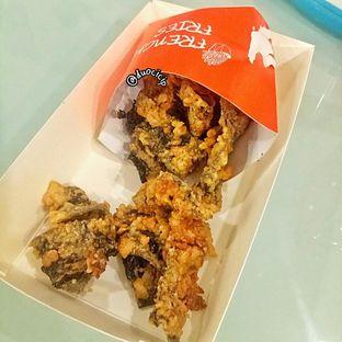 Foto 5 - Makanan(Nori Tempura) di Kojima Burger & Coffee oleh felita [@duocicip]