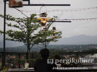 Foto review Tre Monti Sky Lounge - Agria Hotel oleh Jakartarandomeats 3