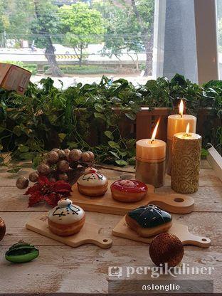 Foto 2 - Makanan di Krispy Kreme oleh Asiong Lie @makanajadah