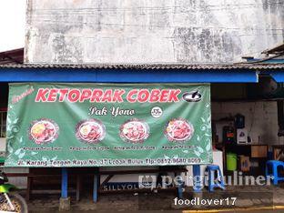 Foto review Ketoprak Cobek Pak Yono oleh Sillyoldbear.id  5
