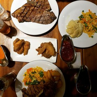Foto Makanan di Abuba Steak