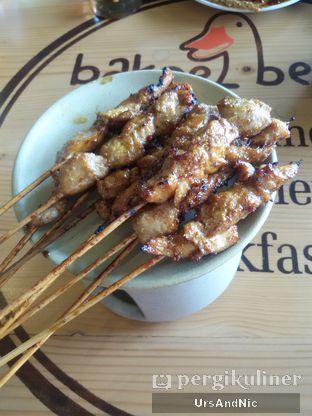 Foto 3 - Makanan(Sate ayam) di Bakoel Bebek oleh UrsAndNic
