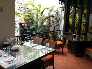 Foto 8 - Interior di RM Pangeran Khas Minang oleh Stella Griensiria