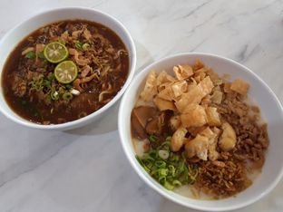 Foto 3 - Makanan di Kedai Bubur Bontonk oleh Makan2 TV Food & Travel