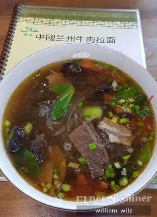 Foto 3 - Makanan di China Lanzhou Daging Sapi Mie Rame oleh William Wilz