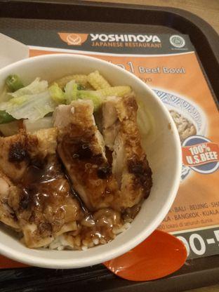 Foto 1 - Makanan di Yoshinoya oleh Fuji Fyufyu