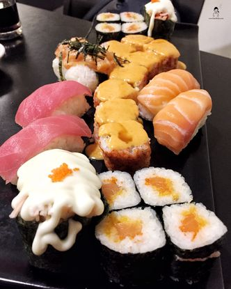 Foto Makanan di Sushi Ya