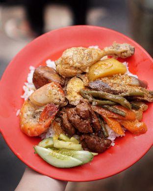 Foto 1 - Makanan di Nasi Campur Aliong 333 oleh @Sibungbung