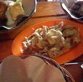 Foto Kulit Crispy di Ayam Goreng Nelongso