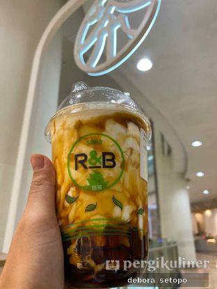Foto review R&B Tea oleh Debora Setopo 2