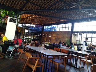 Foto 8 - Interior di ROOFPARK Cafe & Restaurant oleh Kuliner Keliling