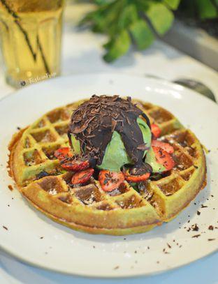 Foto review BROWNFOX Waffle & Coffee oleh Lastia @tasteintrip 6