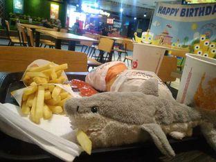 Foto 1 - Makanan di Burger King oleh Hiu.nyamnyami