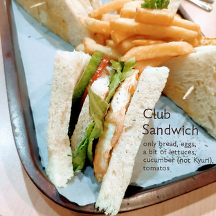 Foto 5 - Makanan(Where's my smoked beef?) di Mokka Coffee Cabana oleh Stephanie