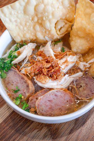 Foto 1 - Makanan di Soto Mie AGIH Sukabumi oleh Indra Mulia