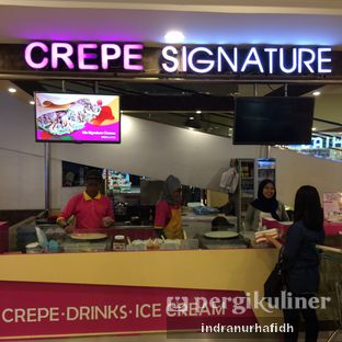 Foto 5 - Eksterior di Crepe Signature oleh @bellystories (Indra Nurhafidh)