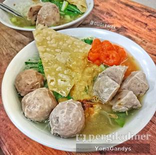 Foto review Mie Ayam Bakso Yunus oleh Yona dan Mute • @duolemak 1