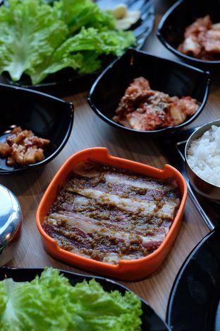 Foto 6 - Makanan di Cha Ra Da Korean BBQ oleh Stefanus Hendra