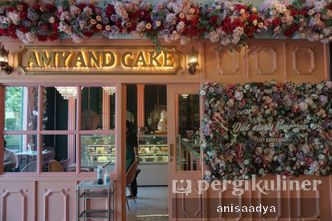 Foto Interior di Amy and Cake