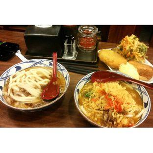 Foto 2 - Makanan di Marugame Udon oleh Satesameliano 'akugadisgembul'