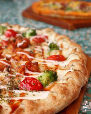 Foto 1 - Makanan di Pizza Maru oleh Dayat Culinary