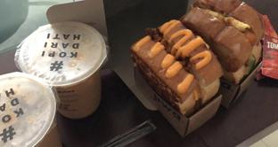 Foto - Makanan di Jiwa Toast oleh @eatfoodtravel