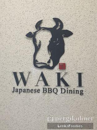 Foto review WAKI Japanese BBQ Dining oleh LenkaFoodies (Lenny Kartika) 8