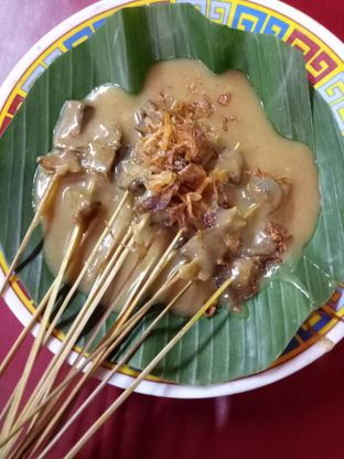 Foto 2 - Makanan di Sate Padang Salero Kito oleh @duorakuss