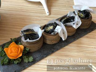 Foto 3 - Makanan(black roe hakaw) di Wan Treasures oleh Patsyy