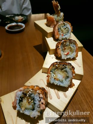 Foto 5 - Makanan di Sushi Matsu - Hotel Cemara oleh ig: @andriselly