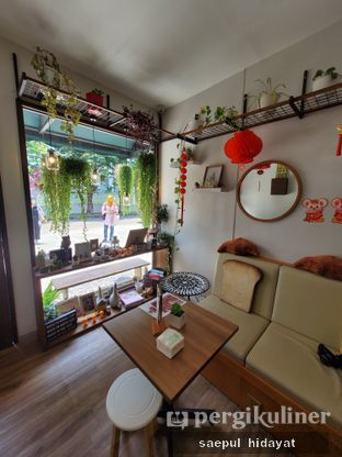 Foto 8 - Interior di Olive Tree House of Croissants oleh Saepul Hidayat